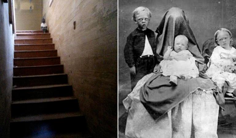 10 photos du passé qui cachent une histoire effrayante
