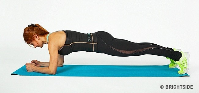 The 7 exercises that will transform your whole body in just 4 weeks 1