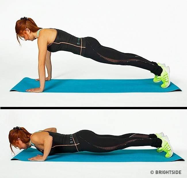 The 7 exercises that will transform your whole body in just 4 weeks 2