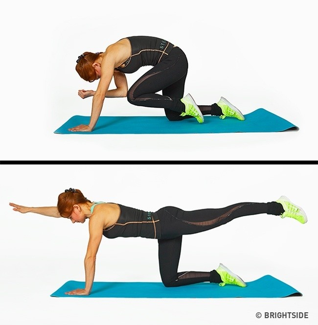 The 7 exercises that will transform your whole body in just 4 weeks 3
