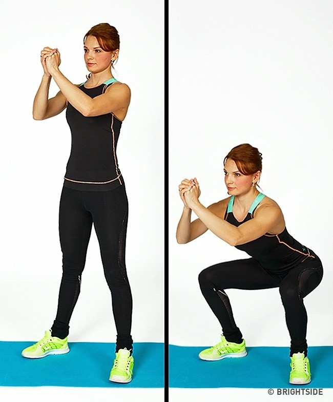 The 7 exercises that will transform your whole body in just 4 weeks 4