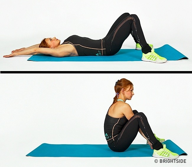 The 7 exercises that will transform your whole body in just 4 weeks 5