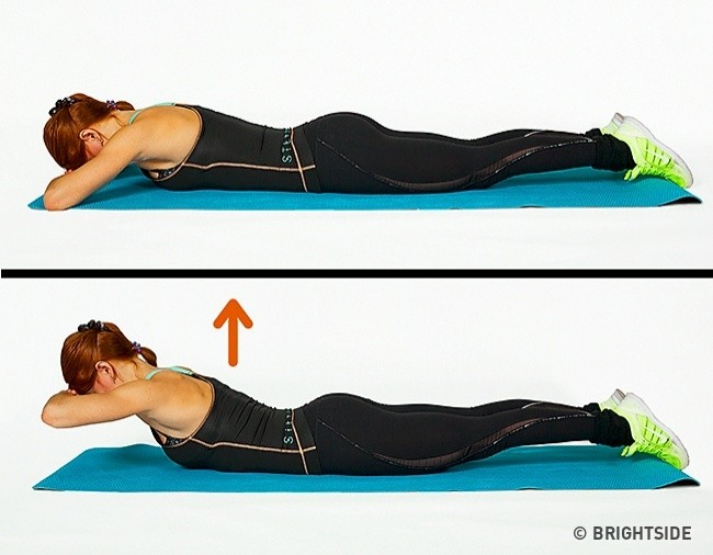 The 7 exercises that will transform your whole body in just 4 weeks 7
