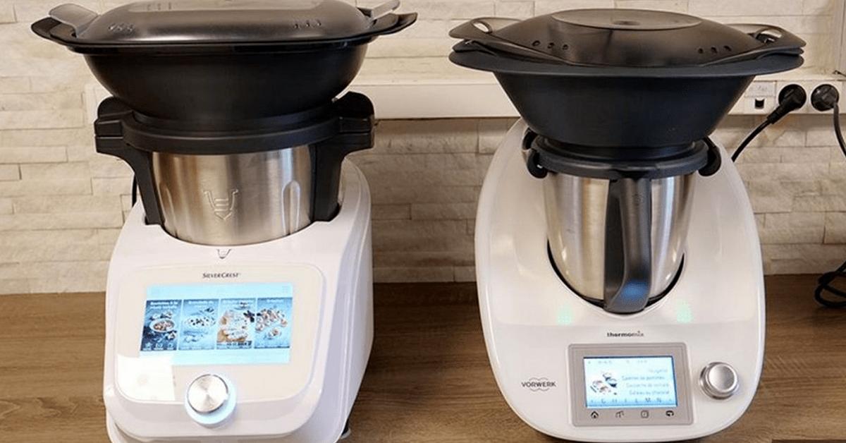 lidl lance un robot cuiseur connect et le vend presque. Black Bedroom Furniture Sets. Home Design Ideas
