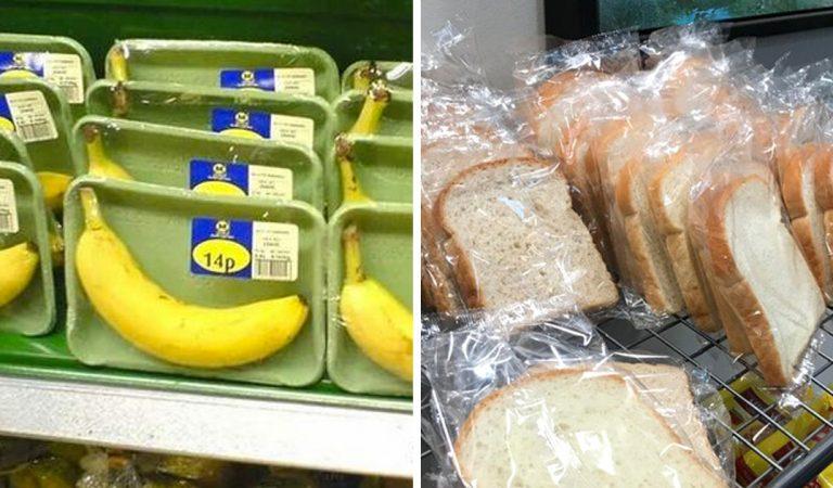 Alerte pollution : 30 emballages inutiles qui inondent la planète de plastiques