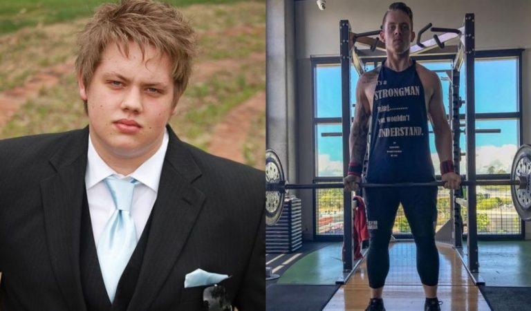 Un jeune homme perd 60 kilos et la fille qui l'a rejeté au lycée lui demande un rendez-vous amoureux