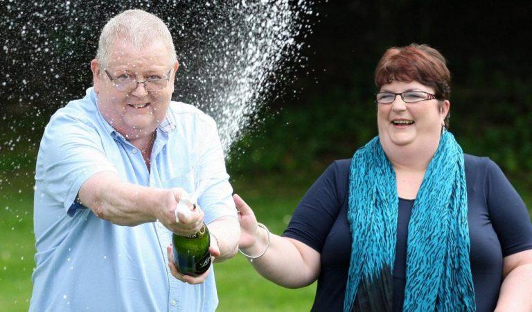 Colin et Christine, les gagnants de l'EuroMillions 2011, annoncent leur  divorce et vendent leur maison