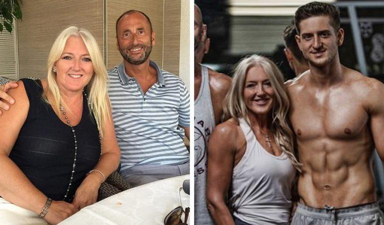 Le couple et leurs deux enfants décident de faire du sport ensemble pour perdre au total plus de 40 kilos en six mois