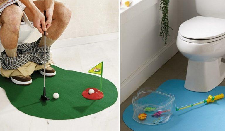 Les 3 meilleurs jeux de toilettes pour y passer le temps sans son téléphone