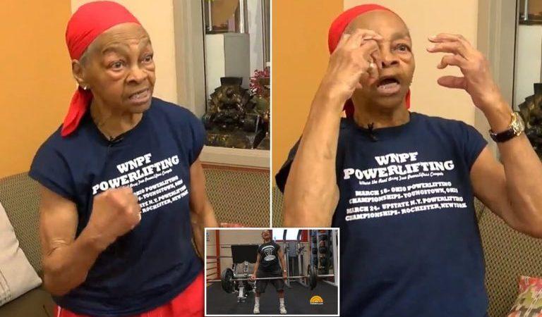 Un cambrioleur se fait tabasser par une grand-mère bodybuildeuse de 82 ans