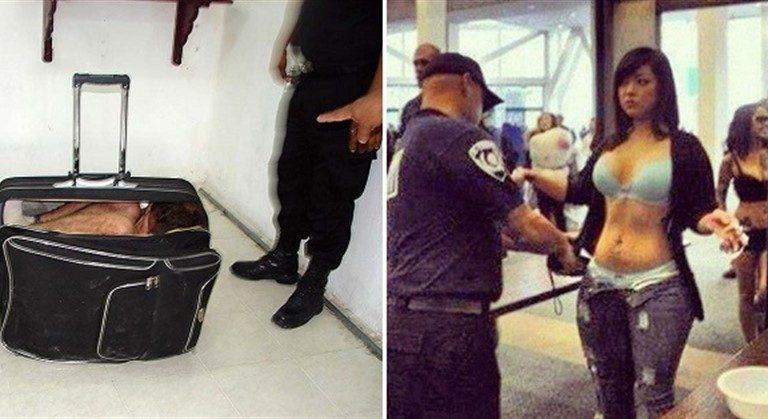 Les 17 choses les plus dingues trouvées par la sécurité dans les aéroports