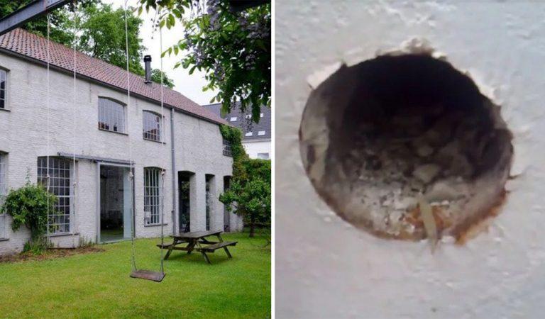 Un youtubeur a vu sa vie basculer en découvrant une pièce secrète dans sa nouvelle maison