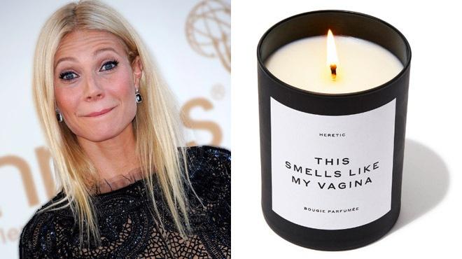 Gwyneth Paltrow, actrice et businesswoman, met en vente des bougies parfumées à l'odeur de… son vagin
