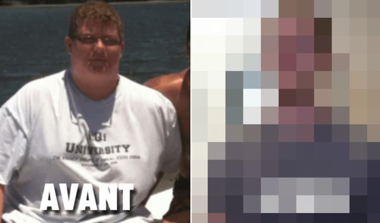 Thomas, 20 ans, prend sa vie en main en perdant 70 kg (photos)
