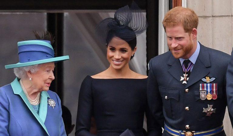 Megxit : Meghan et Harry auraient été forcés de prendre leurs distances par les Windsor