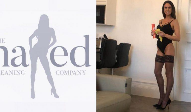 «Naked Cleaning Company»: une femme de ménage lance sa propre boîte avec des travailleuses entièrement nues