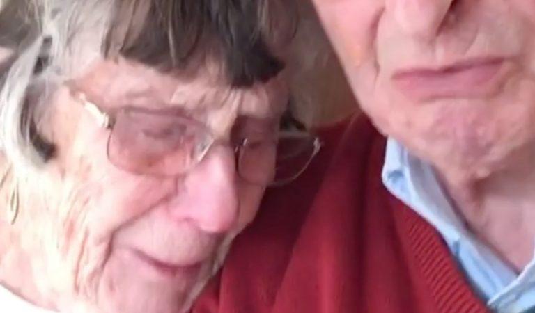 En larmes, une dame âgée s'adresse au malfrat qui lui a volé son argent et ses médicaments dans une vidéo devenue virale