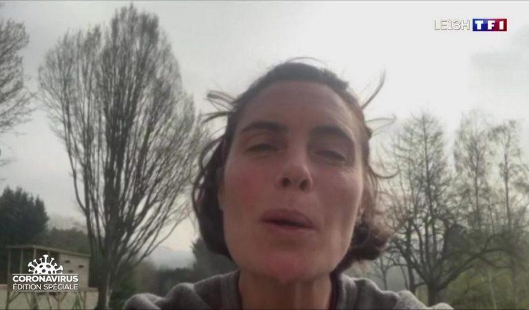 L'anecdote intime et osée d'Alessandra Sublet