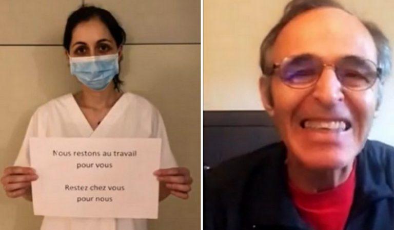 Jean-Jacques Goldman de retour avec une chanson pour le personnel hospitalier