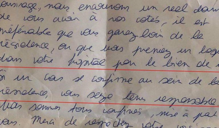 Une autre infirmière menacée par son voisin : « Si un cas se confirme dans la résidence, vous serez tenue pour responsable »