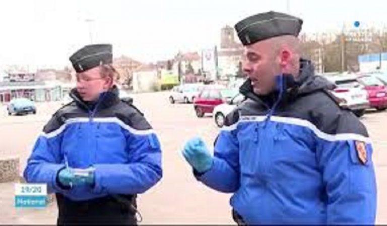 « Vous prévoyez une gastro ou quoi ? » : un gendarme verbalise la cliente d'un supermarché