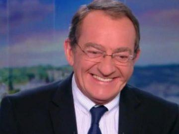 Jean Pierre Pernaut présentateur du journal télévisé 13h de TF1
