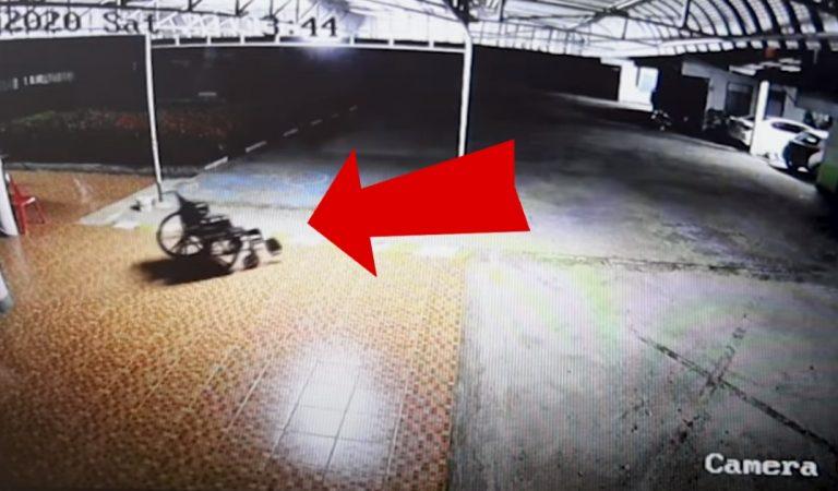 Thaïlande : phénomène étrange filmé dans le hall d'un hôpital