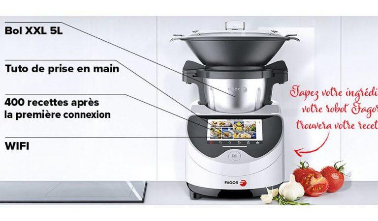 Après Lidl et Intermarché, Carrefour lance son robot-cuiseur connecté multifonction et sera l'un des moins chers du marché