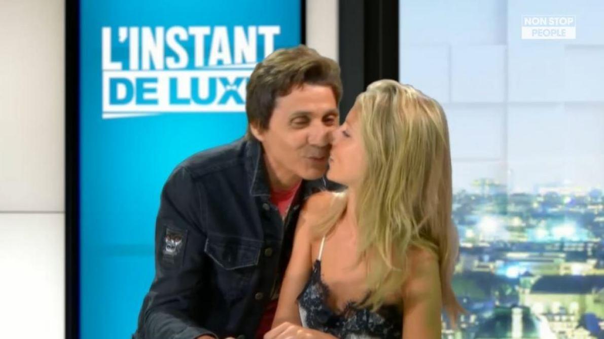 Jean-Luc Lahaye en couple avec Paola