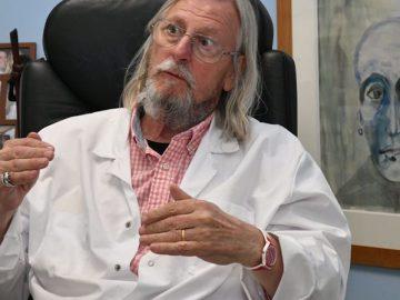 Didier Raoult remet une journaliste à sa place en interview