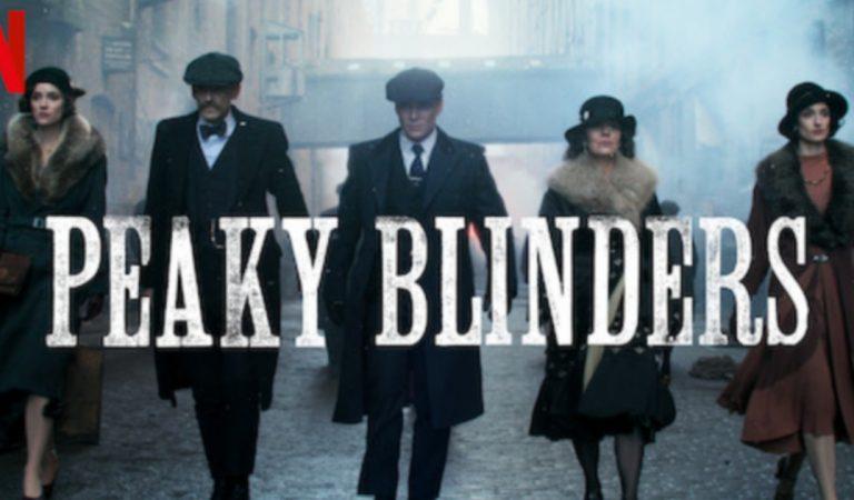 Peaky Blinders : pas de nouvel épisode avant 2022 !