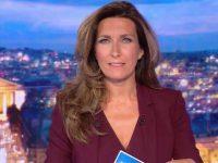 Anne-Claire Coudray présente un flash spécial sur TF1 et fait paniquer les téléspectateurs