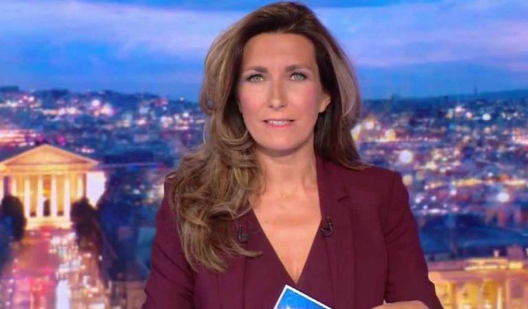 Anne-Claire Coudray fait paniquer les téléspectateurs de TF1 : les raisons de cette frayeur