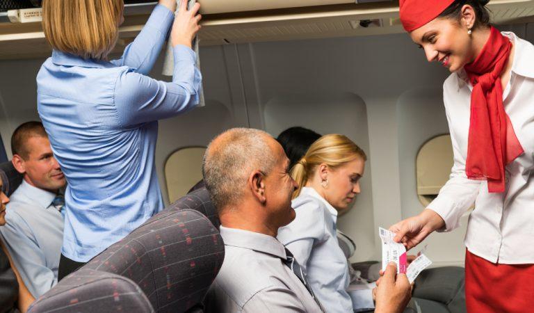 Les 6 choses gratuites que vous pouvez obtenir en avion