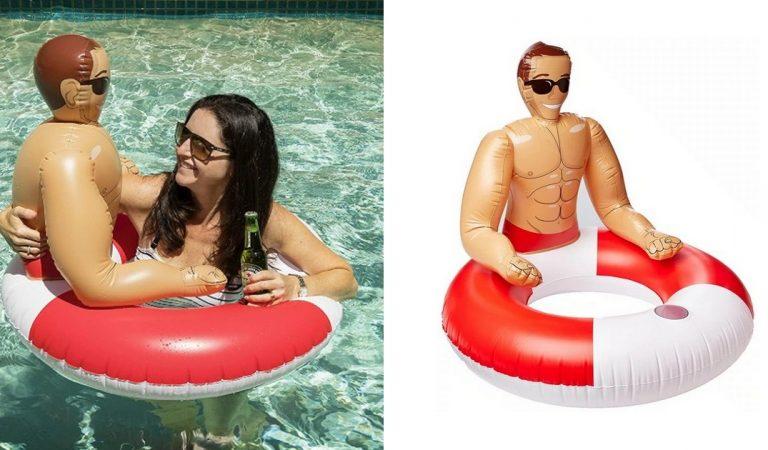 Bouée « boyfriend » : l'accessoire de l'été incontournable pour les célibataires !