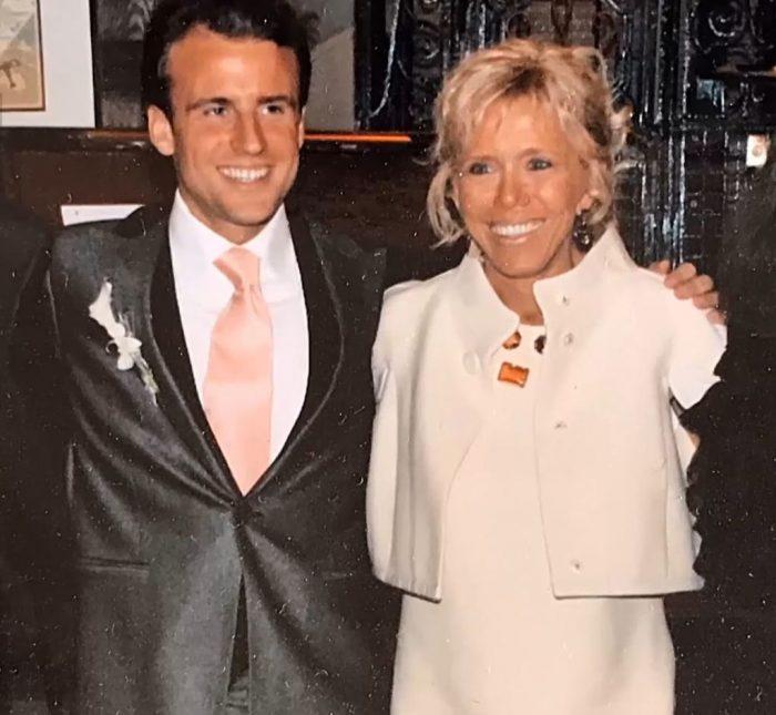jour mariage Emmanuel et Brigitte Macron