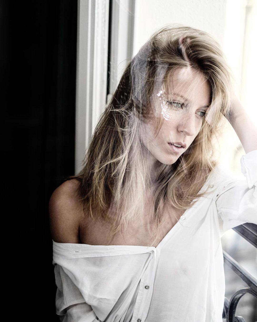 Paola Aubin Winckler, compagne de Jean-Luc Lahaye