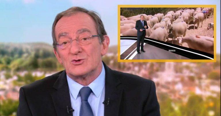 Jean-Pierre Pernaut dénonce le comportement des Français le soir du 21 juin 2020.