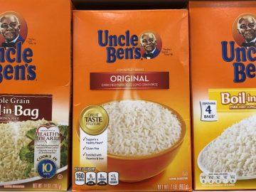 Jugée raciste, la marque Uncle Ben's va disparaître