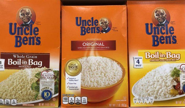 Jugé raciste, le paquet de riz Uncle Ben's bientôt remplacé