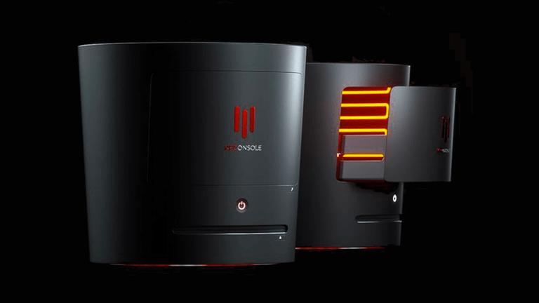 console jeu vidéo KFC chauffe-plat