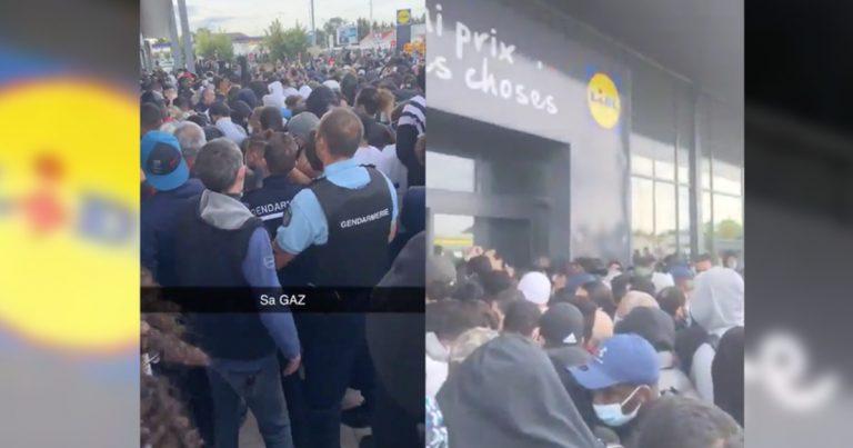 Des émeutes devant Lidl à cause de la PS4 vendue à 95 euros