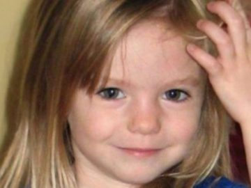 La petite Maddie McCann
