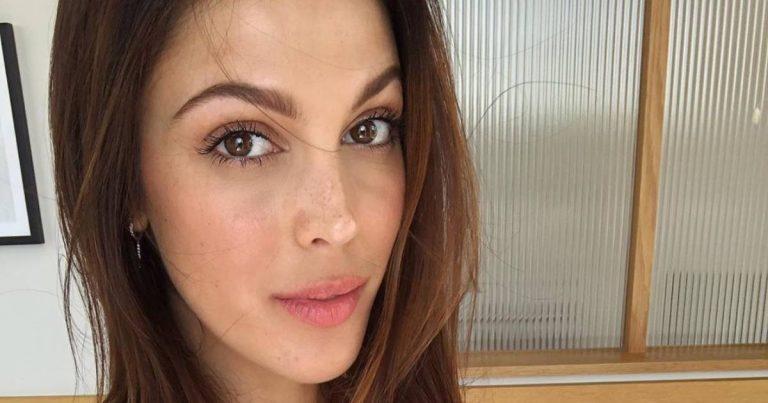 En vacances en Corse, Miss France 2016 a été victime d'un accident de karting