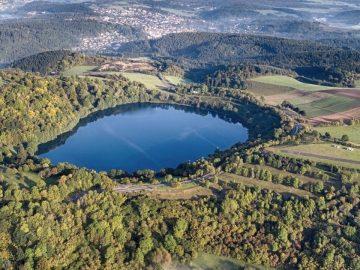 réveil volcan Eifel Allemagne