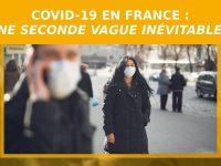 Des Français se protégeant contre le covid-19 avec des masques.