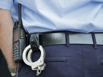 la police a arrêté un voleur repoussé et maîtrisé par sa victime âgée