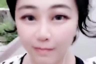 Qia Biluo a désactivé en direct son filtre beauté.