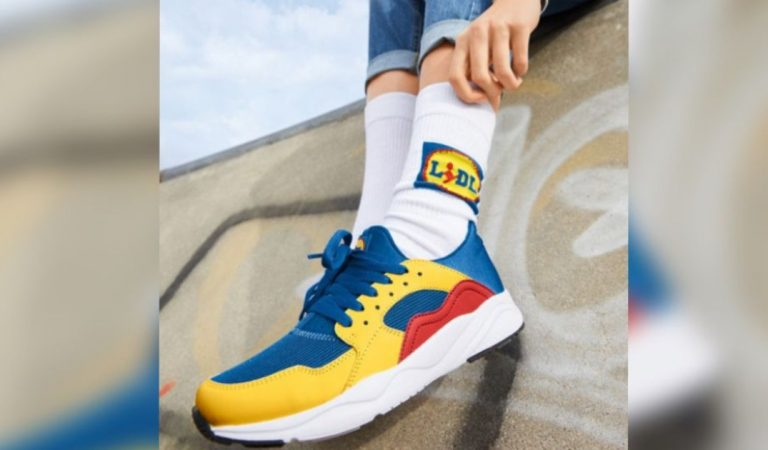 En rupture de stock, ces baskets Lidl à 13 euros se revendent à plus de 1200 euros sur eBay