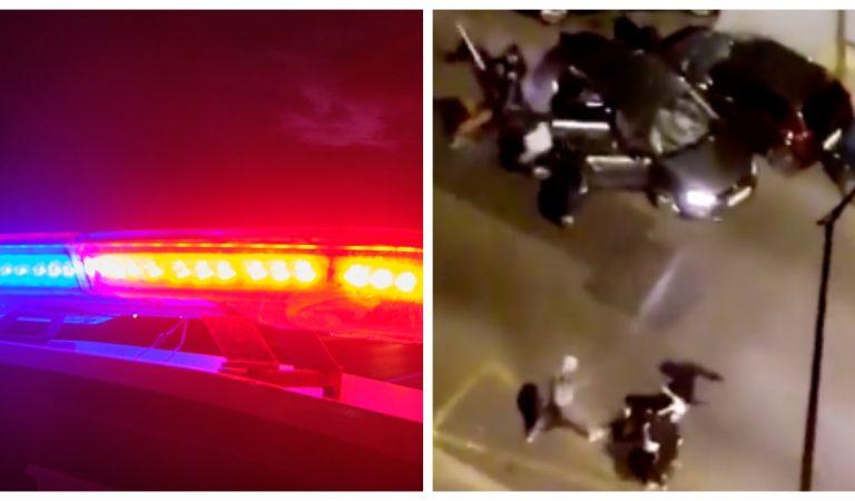 Colombes : trois hommes poursuivis en voiture, l'un d'entre eux frappé à coups de barres de fer (Vidéo)
